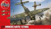 Бомбардировщик Junkers Ju87B-1 ''Stuka''