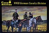 Немецкая кавалерийская дивизия, 2 МВ