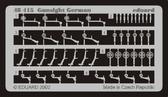 Фототравление 1/48 Немецкие прицелы для пулеметов