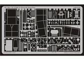 Фототравление 1/48 Fi 156C-3 Storch интерьер (Tamiya)