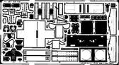 Фототравление 1/72 SR-71A Blackbird (Academy / Minicraft)