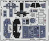 Фототравление 1/48 Tornado GR.4, интерьер (Revell)