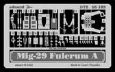 Фототравление 1/72 Mиг-29 9-12 (рекомендовано для Italeri)