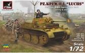 Немецкий легкий танк Pz.Kpfw.II Ausf.L ''Luchs''