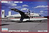 Ближнемагистральный самолет Short 330 ''Американский орел''