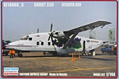 Ближнемагистральный самолет Short 330 ''Deraya air''