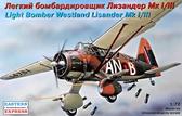 Легкий бомбардировщик Лизандер Mk.I/III