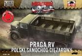 Польский грузовик Praga RV