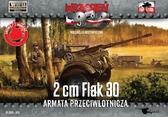 Немецкое 20-мм зенитное орудие Flak-30