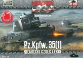 Немецкий легкий танк Pzkpfw. 35(t)