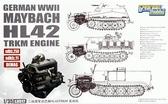 Двигатель Maybach HL42 TRKM для Sd.Kfz.250, Sd.Kfz.11,Demag