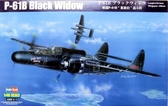 Истребитель P-61B Black Widow