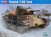 Финский танк T-50