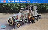 Советский бронеавтомобиль БА-6