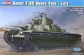 Тяжелый танк Т-35, поздний