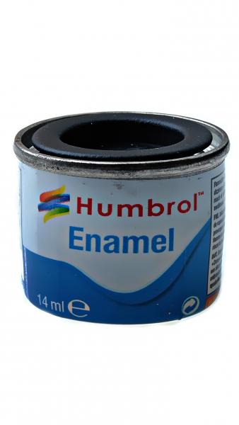 Эмалевая краска , зеленая RLM72 (матовая) Humbrol 243