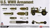 Вооружение с оборудованием наземного обслуживания, 2МВ