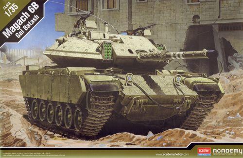 Танк Magash 6B ''Gal Batash'' Academy 13281