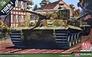 Немецкий танк Tiger I, средина производства, 1944 г. Academy 13287 основная фотография