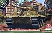 Немецкий танк Tiger I, средина производства, 1944 г.