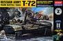 Танк MBT T-72 Academy 13308 основная фотография