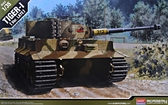 Немецкий танк Tiger I, поздний