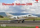 Самолет Dassault Falcon-100