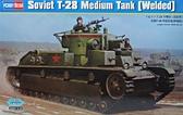 Советский средний танк T-28 (Welded)
