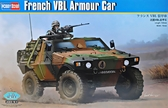 Французский бронеавтомобиль VBL