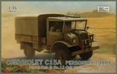 Военный грузовик Chevrolet C15A