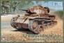 Шведский легкий танк Stridsvagn M/40L IBG Models 72036 основная фотография