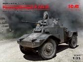 Немецкий бронеавтомобиль Panzerspahwagen P 204 (f), II МВ