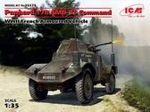 Французский командирский бронеавтомобиль Panhard 178 AMD-35, ІІ МВ