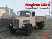 Германский грузовой автомобиль Magirus S330 (производства 1949 г.)