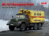 Советский автомобиль ЗиЛ-131 ''Аварийная служба''