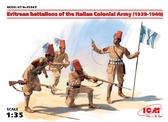 Эритрейские батальоны колониальной армии Италии,1939-1940 г.