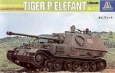 САУ Sd. Kfz.184 ''Panzerjager Elefant''