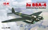 Немецкий бомбардировщик Ju 88A-4