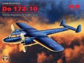 Немецкий ночной истребитель Дорнье Do 17Z-10