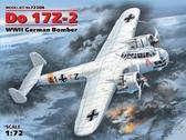Немецкий бомбардировщик Do 17Z-2, 2 МВ