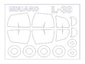 Маска для модели самолета Aero L-39 ''Albatros'' (Eduard)