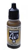 Краска акриловая ''Model Air'' серо-коричневый