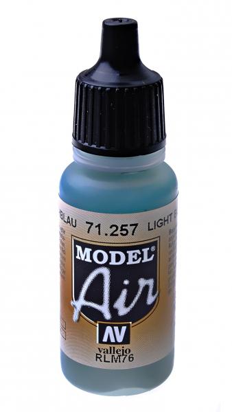 Краска акриловая ''Model Air'' светло-голубой RLM 76 Vallejo 71257