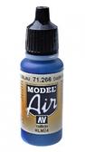 Краска акриловая ''Model Air'' темно-синий RLM 24