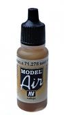 Краска акриловая ''Model Air'' желтый песок RLM 79