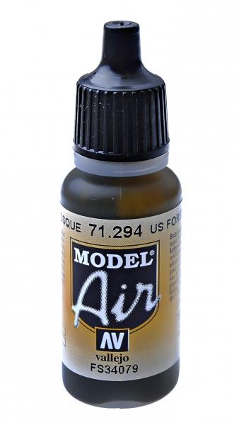 Краска акриловая ''Model Air'' американский зеленый лес Vallejo 71294