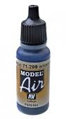 Краска акриловая ''Model Air'' промежуточный синий
