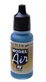 Краска акриловая ''Model Air'' AMT-7 серо-синий