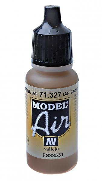 Краска акриловая ''Model Air'' IAF песок Vallejo 71327