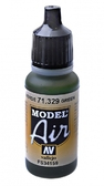 Краска акриловая ''Model Air'' зеленый